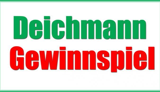 Deichmann Gewinnspiel