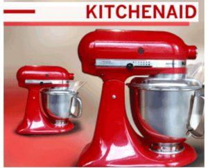 KitchenAid Gewinnspiel 2017