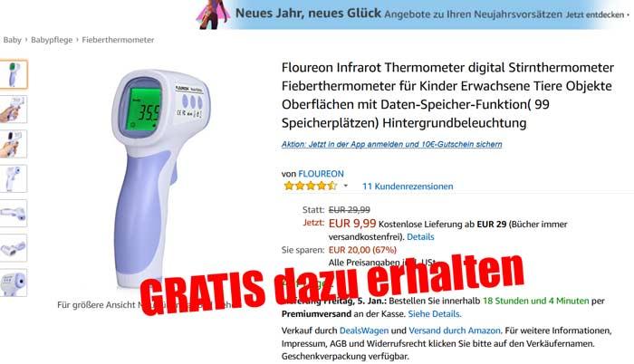 Thermometer-Gratis